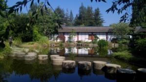 Le jardin japonais de l'le de Versailles