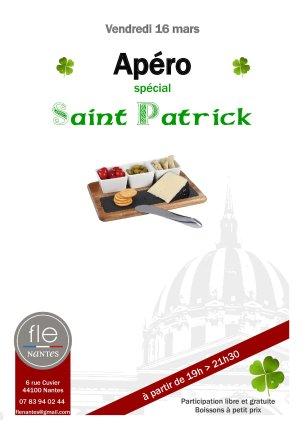 Apéro St Patrick