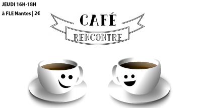 Café-Rencontres | jeudi 16h-18h | 2€